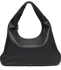 'everyday' grained leather shoulder bag