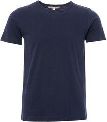 merz b schwanen 1950 army t-shirt - ink blue 1950s.66