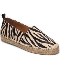 espadrilles 2661 sandaletter expadrilles låga svart billi bi