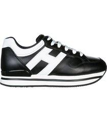 scarpe sneakers donna in pelle h222