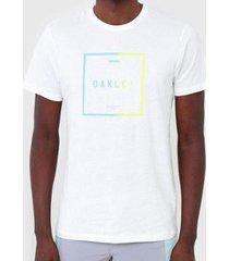 camiseta oakley fade - masculino