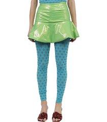 maisie wilen green zebulon skirt