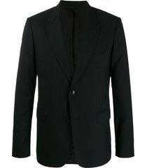ami paris two-button blazer - black