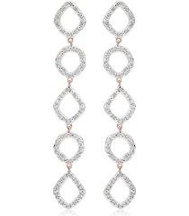 women's monica vinader riva mini cluster diamond cocktail earrings