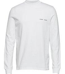 norsbro t-shirt ls 6024 t-shirts long-sleeved vit samsøe samsøe