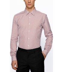 boss men's t-carl slim-fit shirt