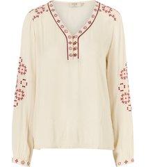 blus lavilnacr blouse