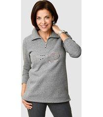 sweatshirt paola grijs