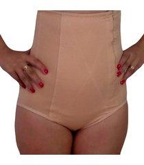 cinta modeladora pós parto com fechamento lateral