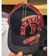 disneyland resort property of disneyland adjustable baseball cap hat new