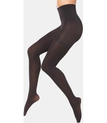 warner's easy does it opaque shaping tights