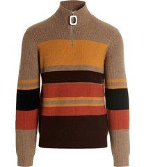 j.w. anderson jwa colourblock sweater