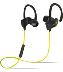 audífonos bluetooth deportivos, s4 in-ear audifonos bluetooth manos libres  inalámbrico running running headset (amarillo)