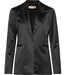 hedvig blazer colbert zwart custommade