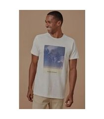 tshirt malhao please stand by natural - p