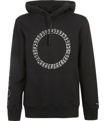1017 alyx 9sm cube chain graphic hoodie