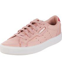 zapatilla  rosa adidas originals adidas sleek w