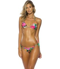 biquini ripple kalini beachwear flowers