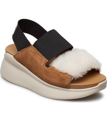 w silverlake shoes summer shoes flat sandals svart ugg