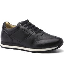 sapatênis couro 4062 doctor shoes floater masculino - masculino