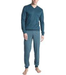 calida relax streamline 2 pyjama with cuff * gratis verzending * * actie *