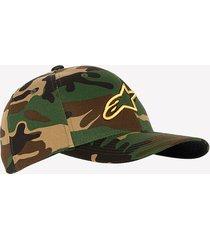 gorras verde alpinestars 111909