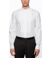 boss men's jarin slim-fit evening shirt