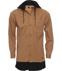 camisa camel redskin
