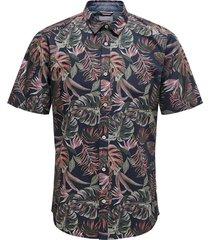 ss floral shirt