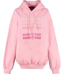 ireneisgood goodforyou cotton hoodie