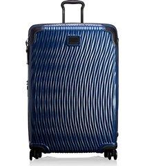 men's tumi latitude 32-inch worldwide trip wheeled suitcase -
