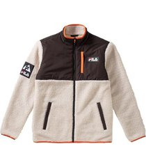 fleece jack fila -