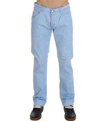 cotton stretch low waist fit jeans