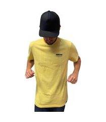 camiseta hocks slogan masculina