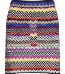m missoni skirts knälång kjol multi/mönstrad m missoni