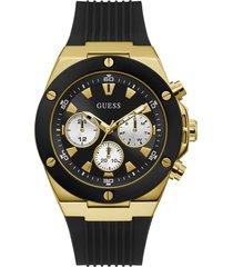reloj guess hombre poseidon/gw0057g1 - negro