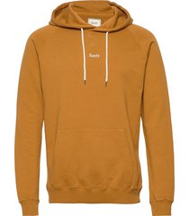 bison hoodie-black hoodie trui geel forét