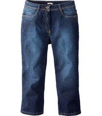 "bio-jeans ""capri"", casual blue 44"