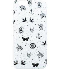 etui na telefon iphone ''tattoos''
