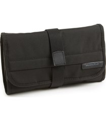 briggs & riley baseline compact toiletry bag, size one size - black