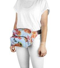 canguro xl plegable citybags estampado primavera multicolor
