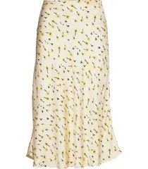 babet skirt knälång kjol gul lovechild 1979