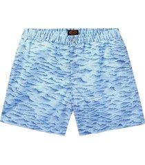 tod's swim trunks