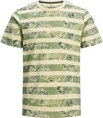 t-shirt botanisch groen