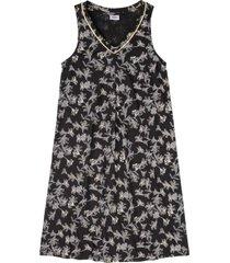 camicia da notte lunga (nero) - bpc bonprix collection