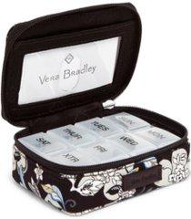vera bradley iconic travel pill case
