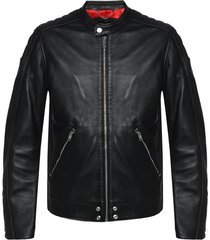 band collar jacket