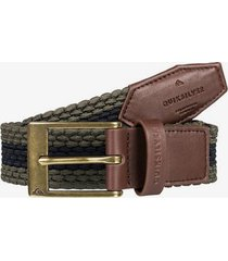 plaitary webbing belt