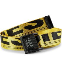 diesel men's maser buckle belt - lemonade - size 95 (38)