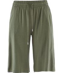 bermuda in jersey (verde) - bpc bonprix collection